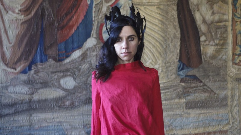PJ-Harvey Les albums pop, rock, electro, jazz, rap du 15 avril 2016