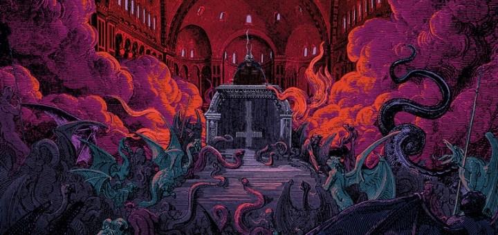 Non Paradisi cover album (blood music)