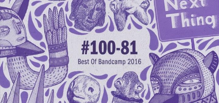 Le Daily Bandcamp fait son top albums 2016