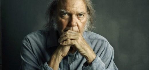 Neil Young by Matt Furman for the Wall Street Journal