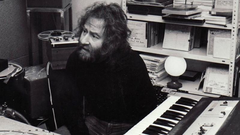 Basil-kirchin Une compilation pour découvrir le musicien avant-gardiste Basil Kirchin