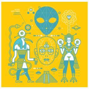 Sonido-Gallo-Negro-Mambo-Cósmico Les sorties d'albums pop, rock, electro, rap, jazz du 6 avril 2018