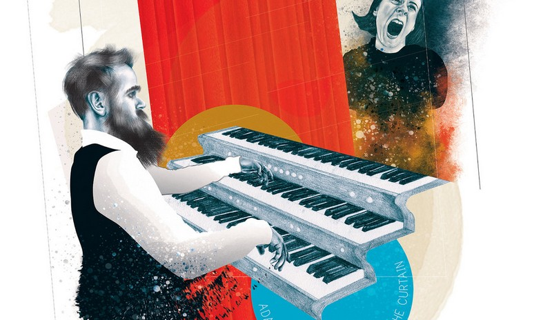 Adam-Stafford Les sorties d'albums pop, rock, electro, rap, jazz du 4 mai 2018