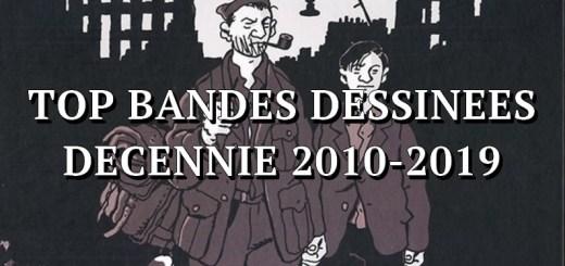 Les meilleures bandes dessinées de la décennie 2010-2019