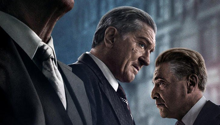 The_Irishman Les meilleur films de 2019