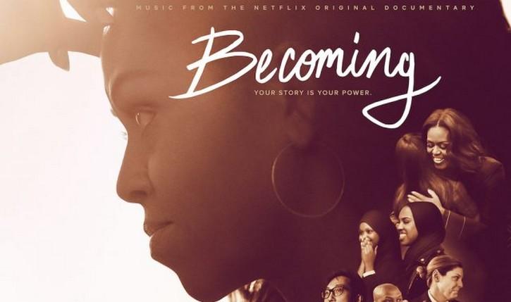 Kamasi-Washington-Becoming Kamasi Washington - Becoming : la BO du documentaire Netflix sur Michelle Obama