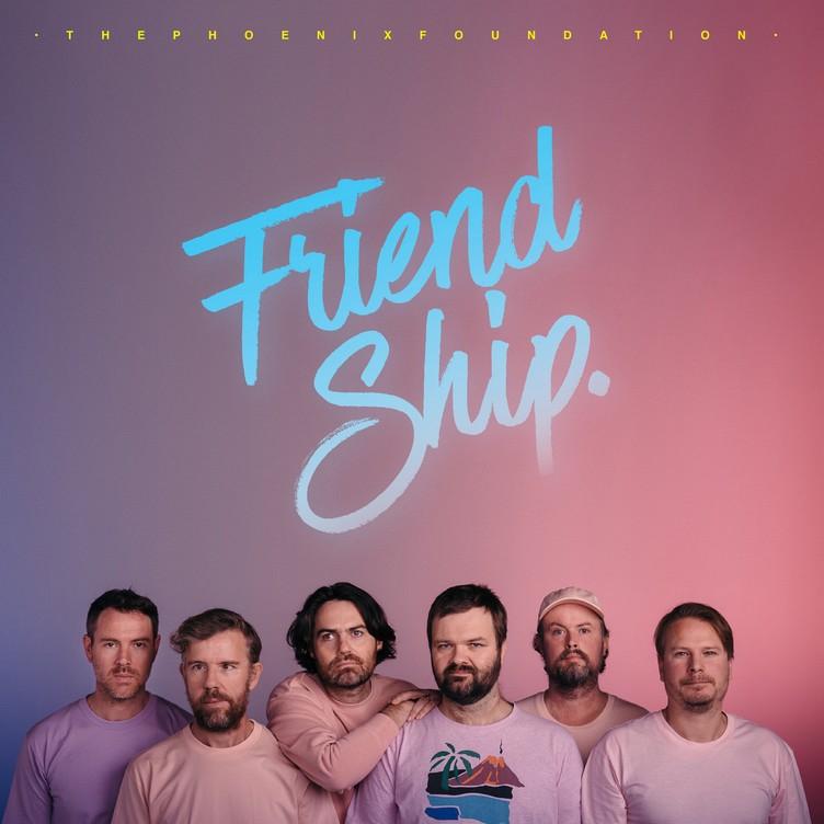 The-phoenix-Foundation-Friend-Ship The Phoenix Foundation - Friend Ship : une pop impeccable venue de Nouvelle Zélande