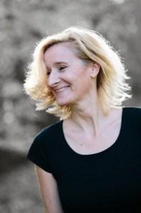 Gabi Fink hopes and shines