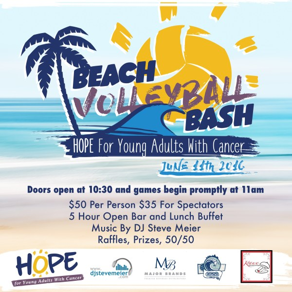Beach Volleyball Bash (Updated)