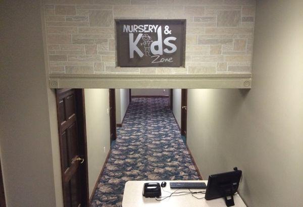 Kids Zone Check-In