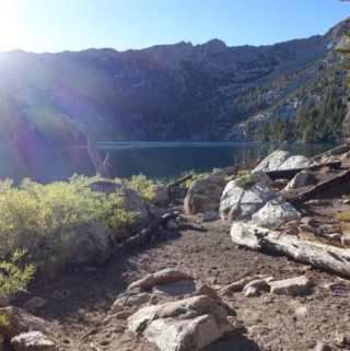 Tahoe Rim Trail–Day 2