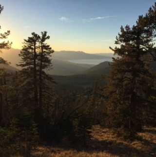 Tahoe Rim Trail–Day 6