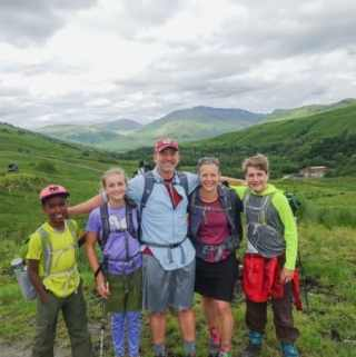 West Highland Way–Day 4