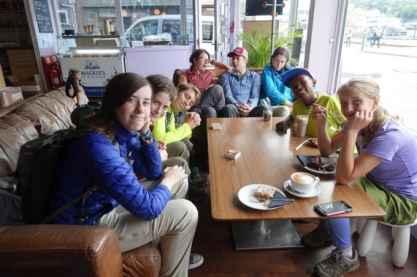 Kids in Oban