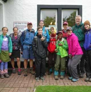 West Highland Way–Day 2