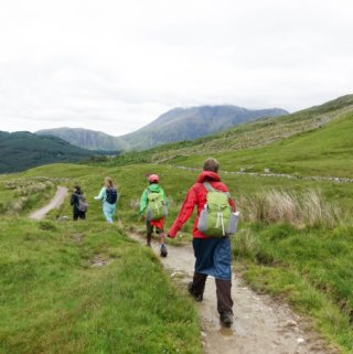 West Highland Way–Day 8 to the finish!
