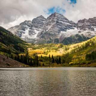 Colorado Four Pass Loop–Day 2