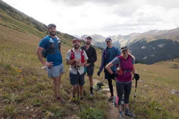 Four Pass Runners
