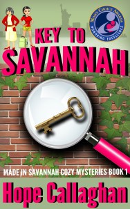 "FREE Cozy Mystery Book-""Key to Savannah"" Book 1"