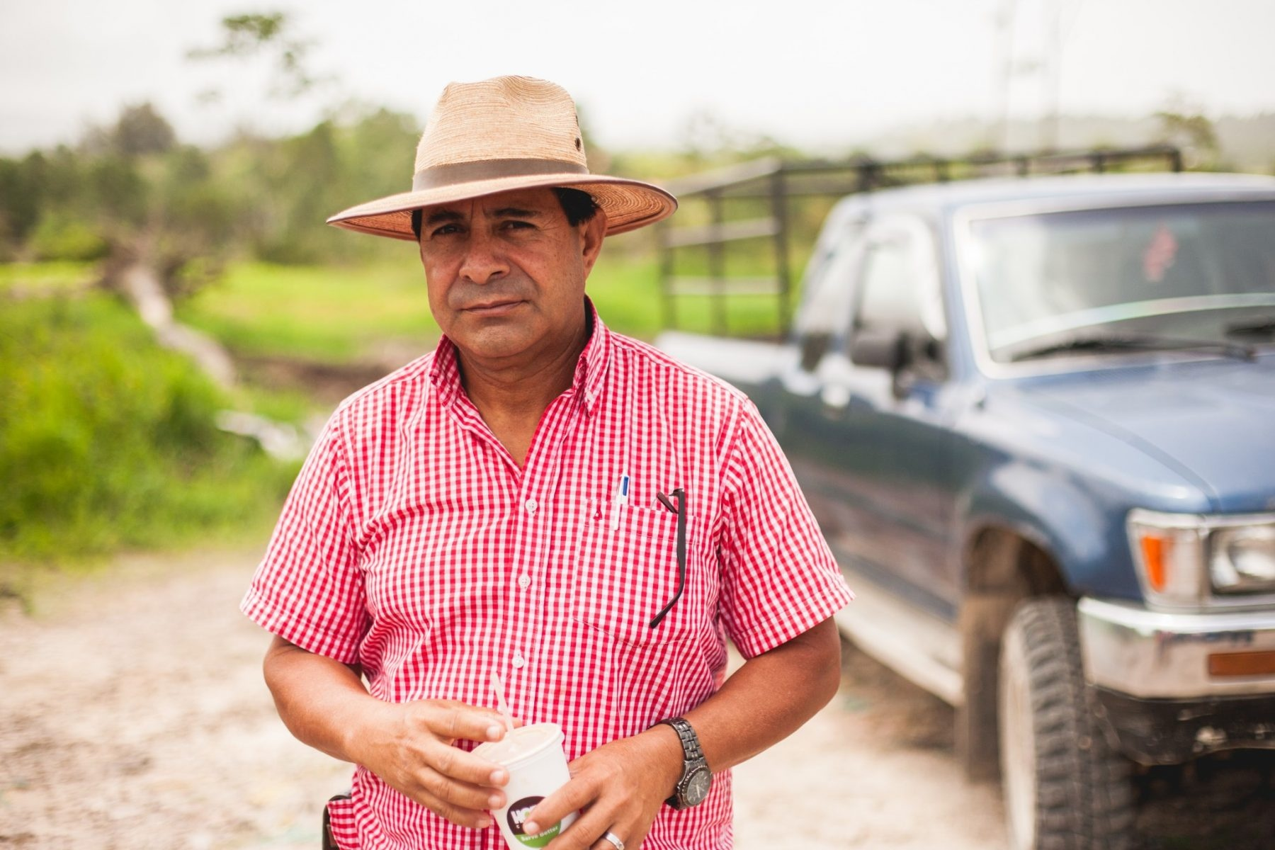 Meet the Direct Trade Coffee Farmers