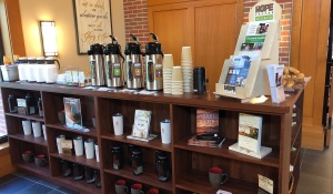 Turn your coffee bar into the missions hub of your coffee shop, office, church or organization!  Click the image above to see examples of how other HOPE Partners have created an excitement for missions through their coffee stations!
