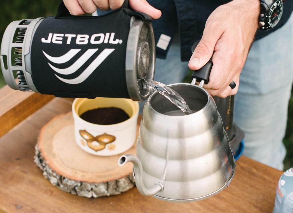 AeroPress Brewing Guide: Heating Water