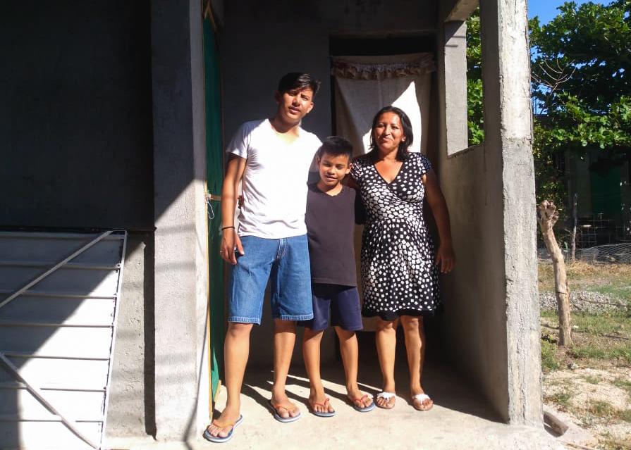 A New Home and a New Faith