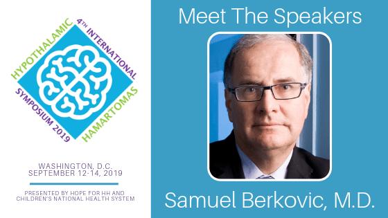 Meet Dr. Samuel Berkovic