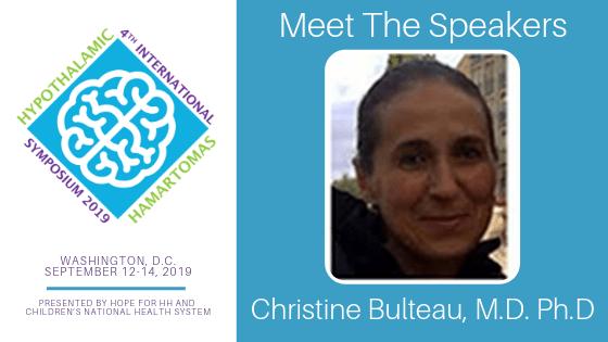 Meet Dr. Christine Bulteau