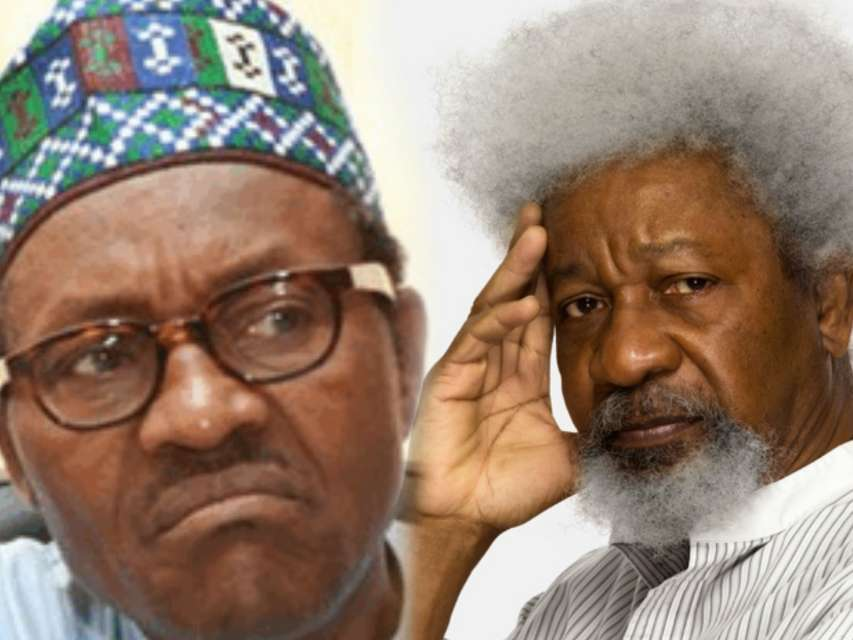 Soyinka Asks Buhari To Reveal Health Status, Backs IPOB, Others