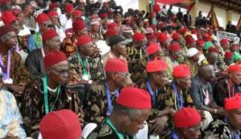 Image result for Igbo Community is safe in Adamawa -Gov Bindow