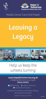 image for 'Leaving a Legacy ' leaflet