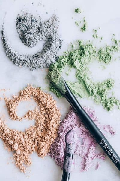Learn how to make your own all-natural mineral eyeshadow and other DIY makeup recipes!