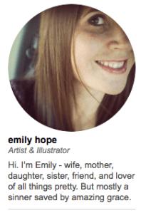 Emily Hope Artist