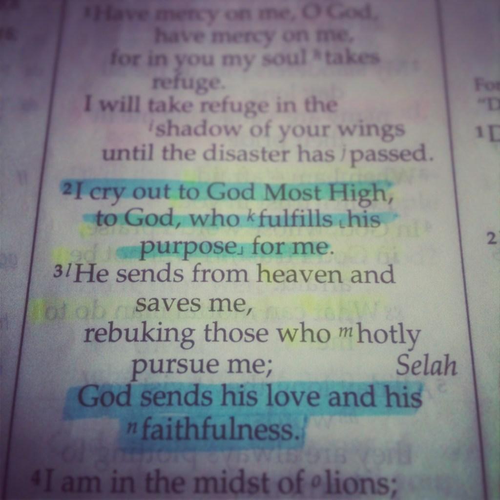 love and faithfulness