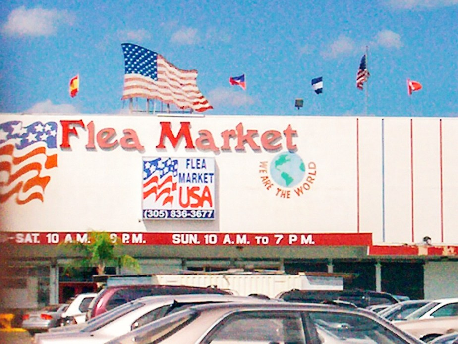 Flea Market Miami >> End Of An Era At Miami S Flea Market Usa Hopeless Nostalgic