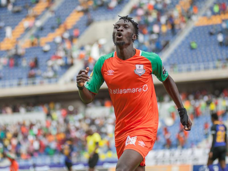 Were scores for Zesco to secure draw in Zambian Premier League