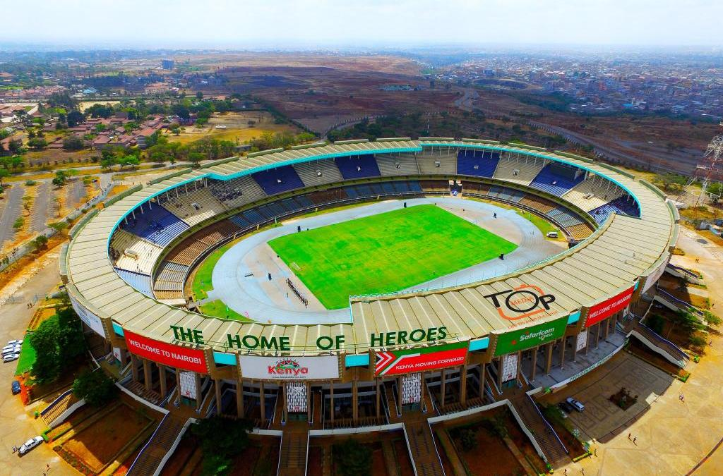 KASARANI STADIUM TO BE CLOSED FOR U20 CHAMPIONSHIPS RENOVATIONS