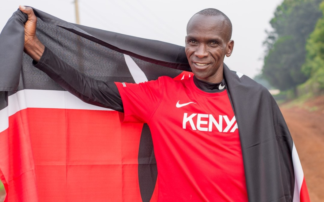KTB signs Kipchoge as magical Kenya destination ambassador