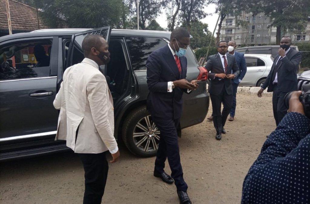 Nairobi Senator apologizes for flouting COVID 19 guidelines