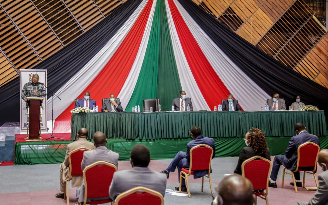 No political interference in Kazi Mtaani programs, President Uhuru warns