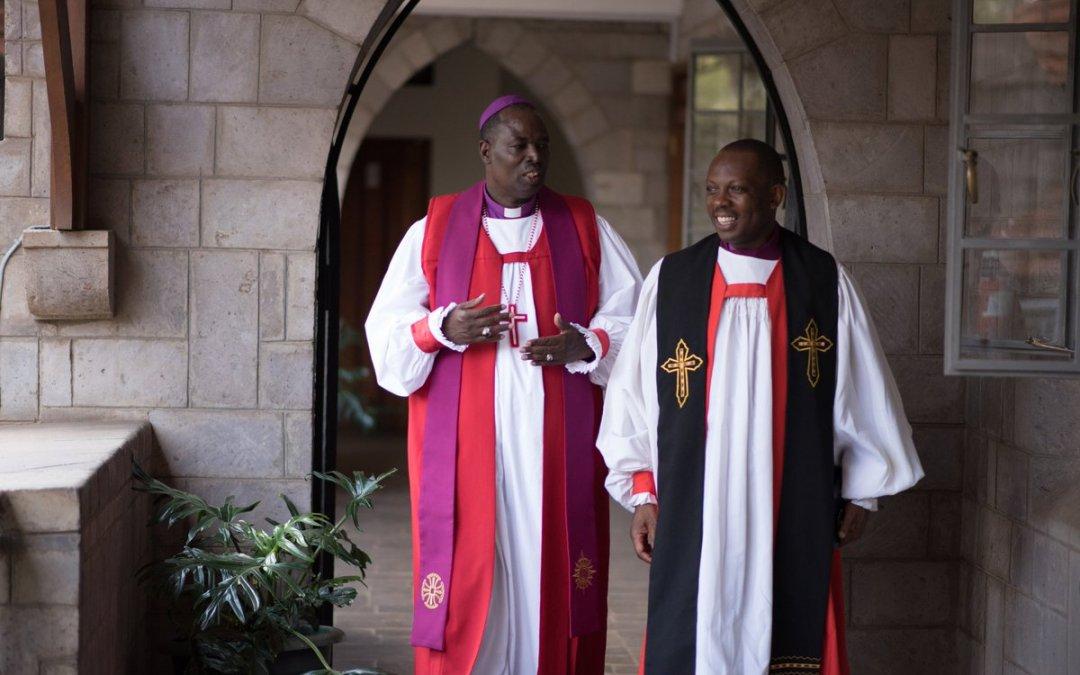 Butere Anglican Bishop Wambunye resigns