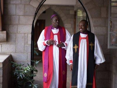 bishop Wambuya