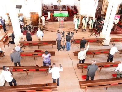 uganda churches reopen