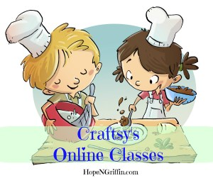 Crafty's Online Classes
