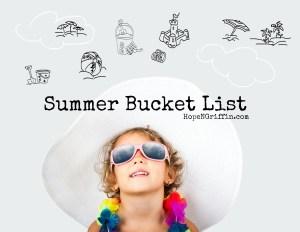 Summer Bucket List for El Paso Fort Bliss