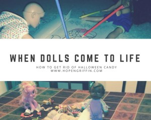 When Dolls Come to Life