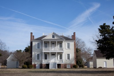 Historic Hope Plantation Mansion