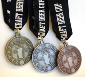 Commonwealth Cup Medals