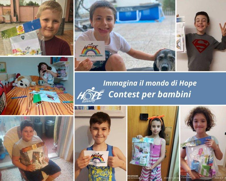 La Hope Running ricomincia dai bambini